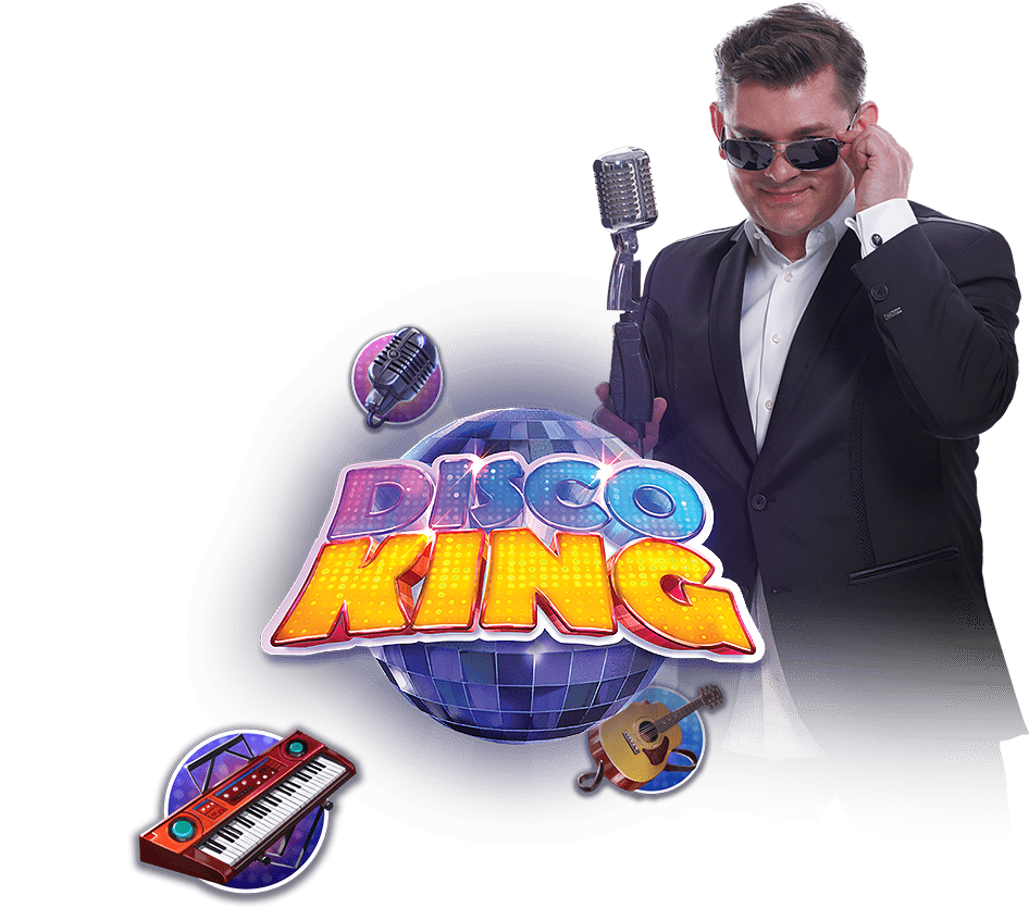 Disco King Logo